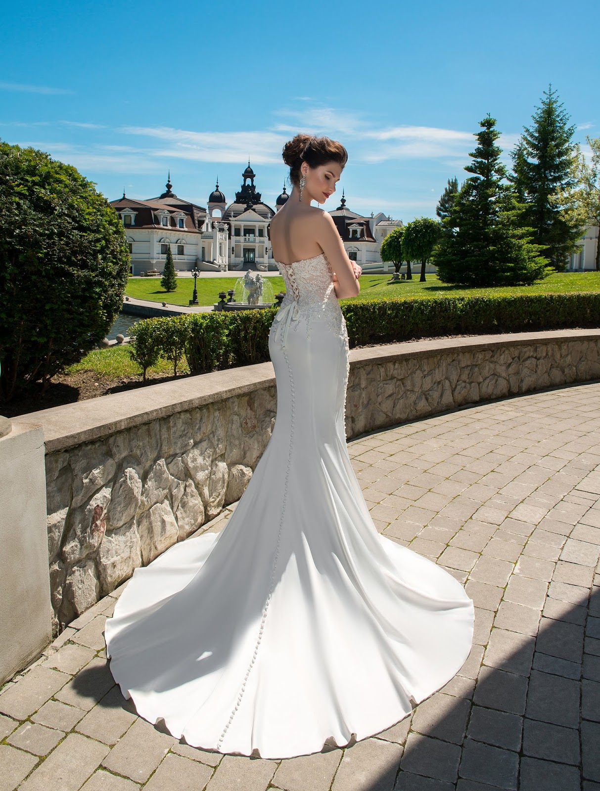 Anna augusta 39 s bridal gowns weddings soiree blog by k 39 mich for Wedding dresses in augusta ga