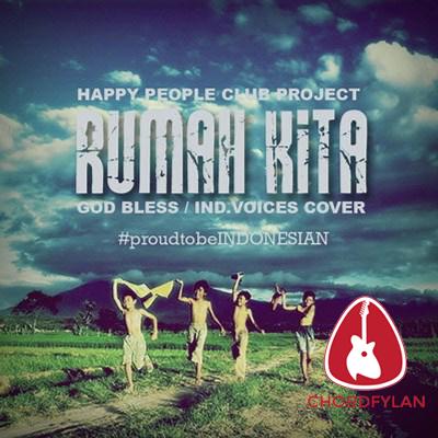Lirik dan chord Rumah Kita - Indonesian Voice