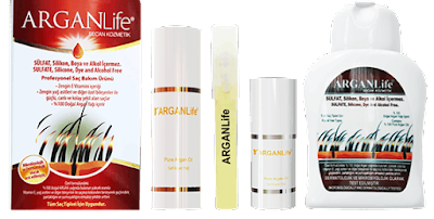 ARGANLIFE HERBAL SHAMPOO
