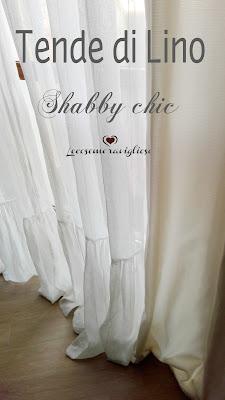 lecosemeravigliose shabby e country chic passions - Tende Per Soggiorno Shabby 2