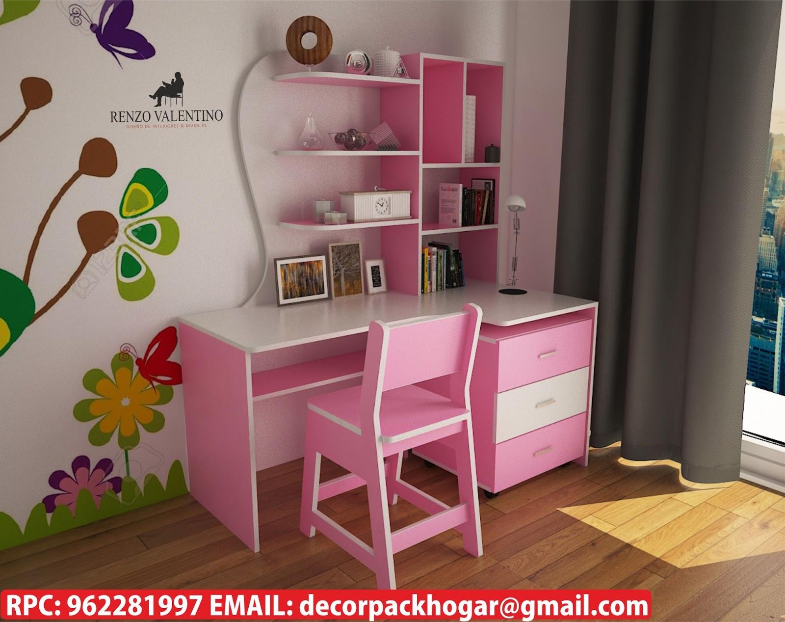 Dise os fabricacion de closet cocina y muebles de oficina for Roperos para cuartos de ninas