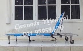 Folding Stretcher YDC-1A3 Aluminium