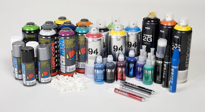 Graffiti Supplies