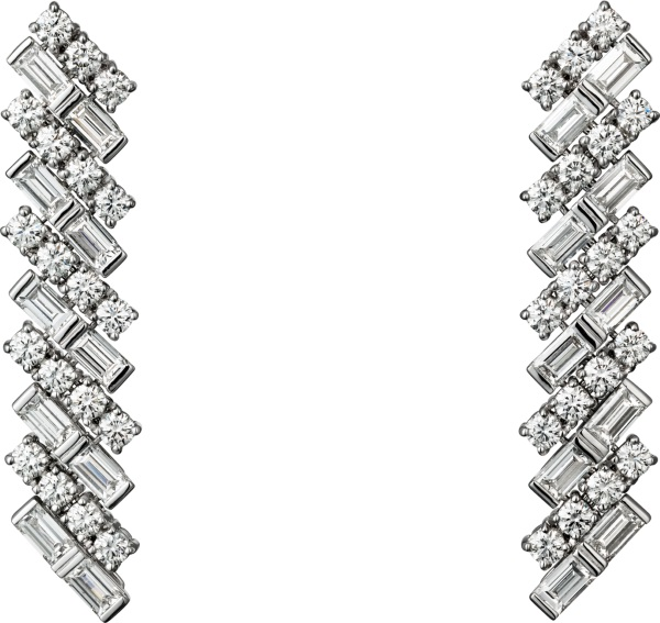 Cartier Reflection earrings