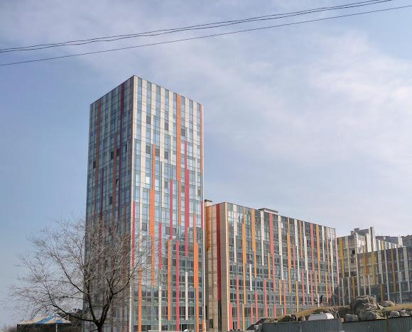 Дніпро. Житловий комплекс «Фестивальний»