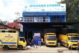 Lowongan Kerja Bukittinggi: CV. Wahana Utama Cargo November 2018