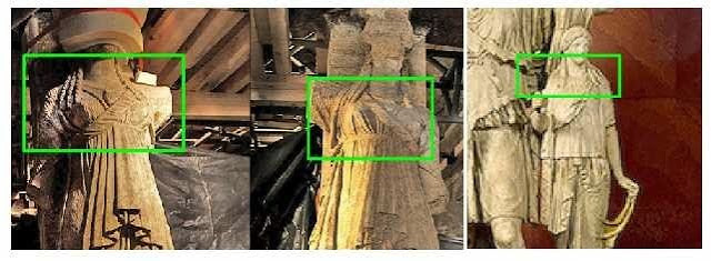 National Geographic: Οι «Καρυάτιδες» της Αμφίπολης αναπαριστούν ιέρειες του Διονύσου - Υπάρχουν ενδείξεις ότι στον τάφο βρίσκεται η Ολυμπιάδα