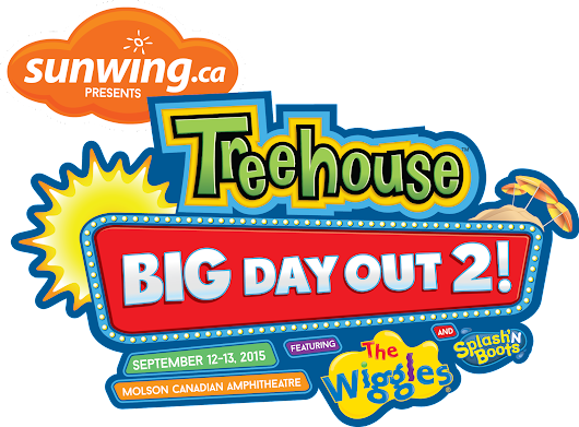 TREEHOUSE BIG DAY OUT ~ The Styled Child