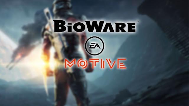 شركة Electronic Arts تعلن عن دمج كل من أستوديو Bioware Montréal و كذلك Motive Studios
