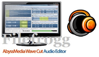 AbyssMedia Wave Cut Audio Editor Full