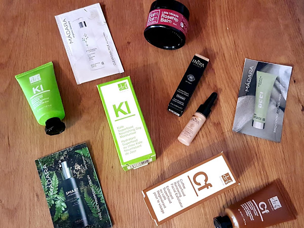Love Lula Beauty Box: April 2018