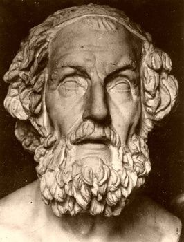 Homer Ancient Greek Poet