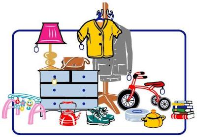 GPA convida para grande bazar de garagem (com centenas de utensílios) e feira de filhotes no sábado 14/07