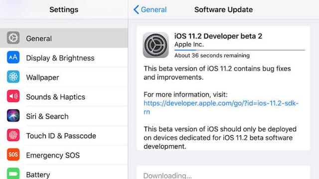 مشكلة الصوت في المكالمات في iOS 11