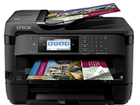 Epson WorkForce WF-7720 driver download for Windows, Mac, Linux