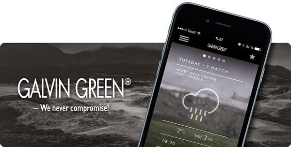 galvin green brad