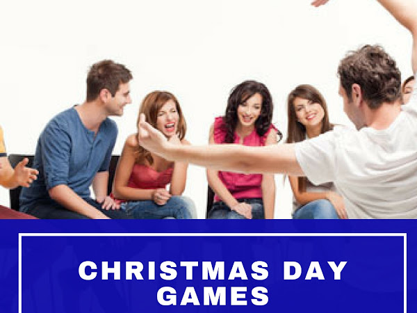 Christmas Day Games | Blogmas day 9