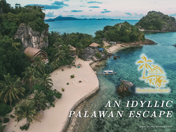 Floral Island Resort: An Idyllic Palawan Escape