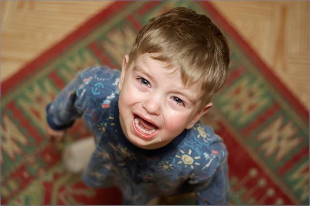 Mengapa Anak Berumur 2 Tahun Mencampak Barang, Menendang & Menjerit?