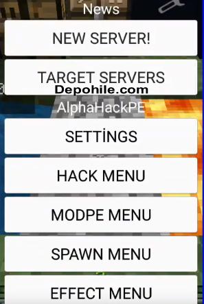 Minecraft PE (MCPE) Hızlı Kırma Hilesi Tüm Serverlar 2019