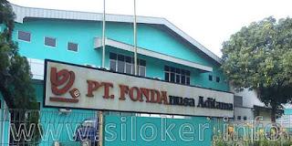 Loker SMK Terbaru Quality Control PT. Fonda Nusa Aditama