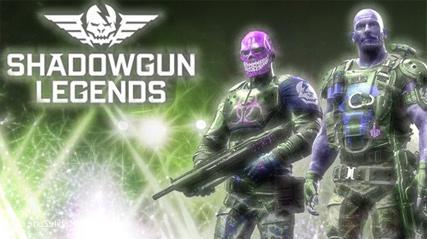 قم بتنزيل تطبيق Shadowgun Legends للعبة android مجاناً على هاتفك المحمول والكمبيوتر اللوحي الذي يعمل بنظام Android من منطقة Android Mobile.