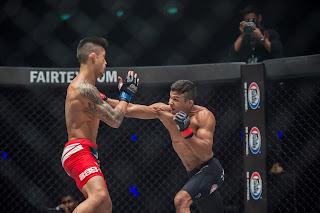 Bibiano Fernandes Outlasts Martin Nguyen