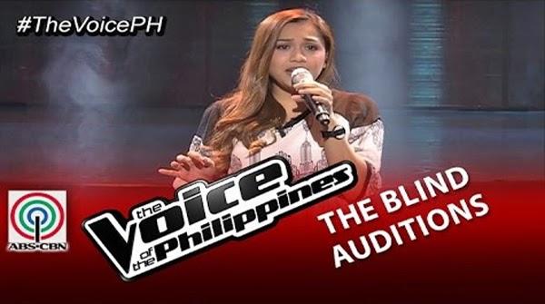 The Voice of the Philippines Season 2 Carol Leus sings 'Tattooed Heart' Video Replay