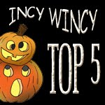 Halloween top 5