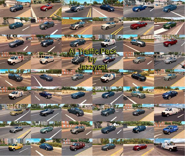 ats ai traffic pack v5.8 screenshots 4