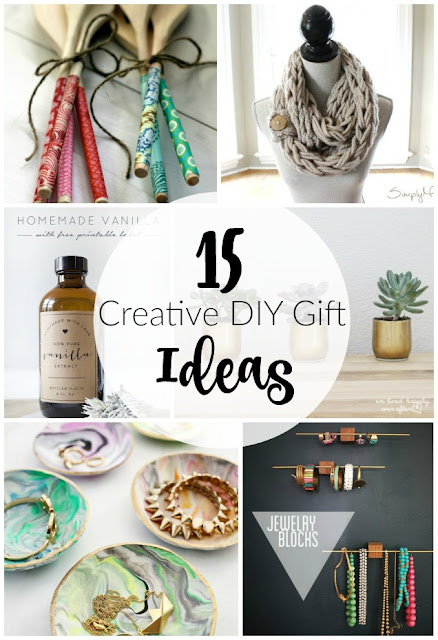 15 Creative gift ideas