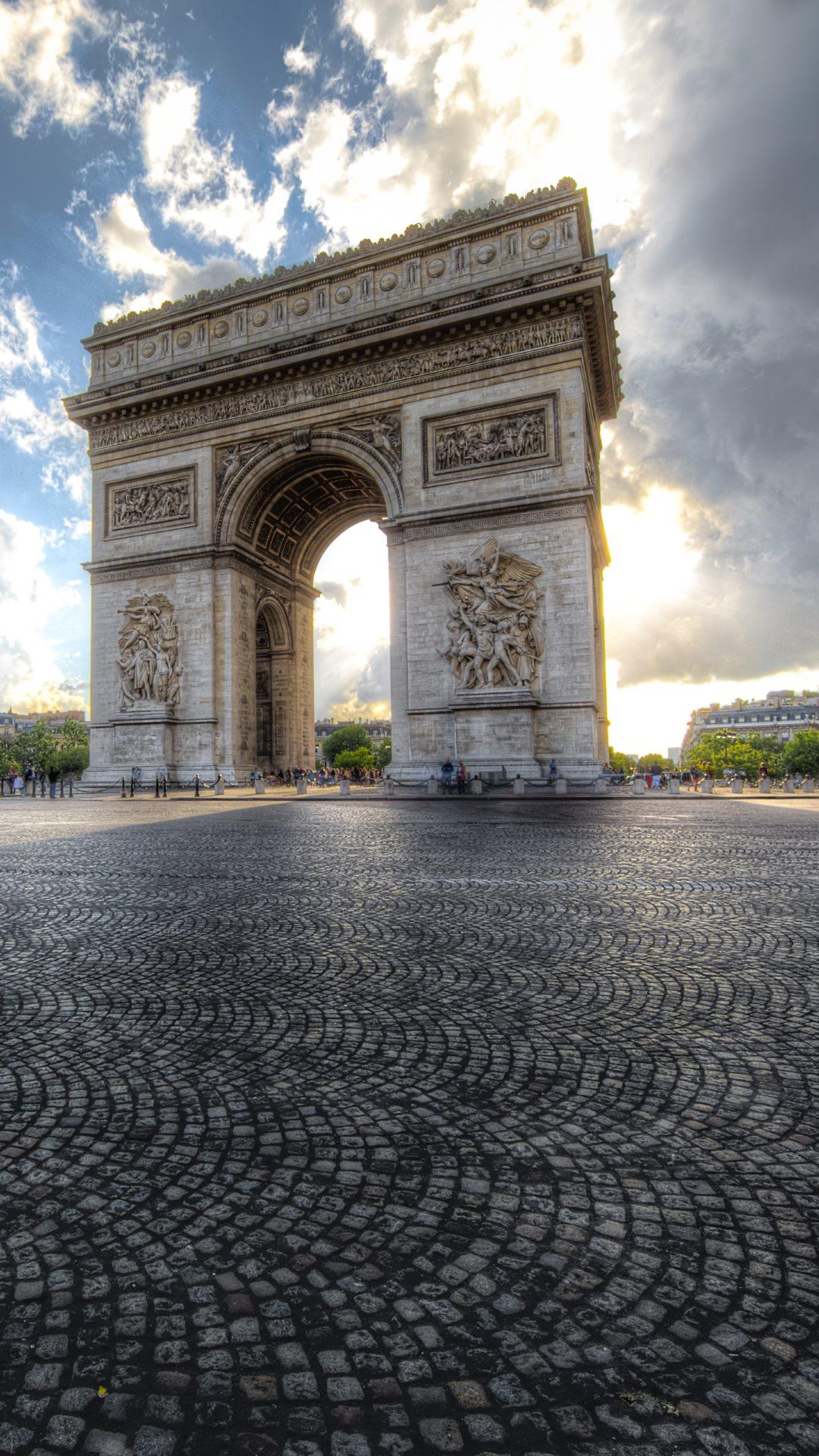 arc de triomphe hd - photo #25