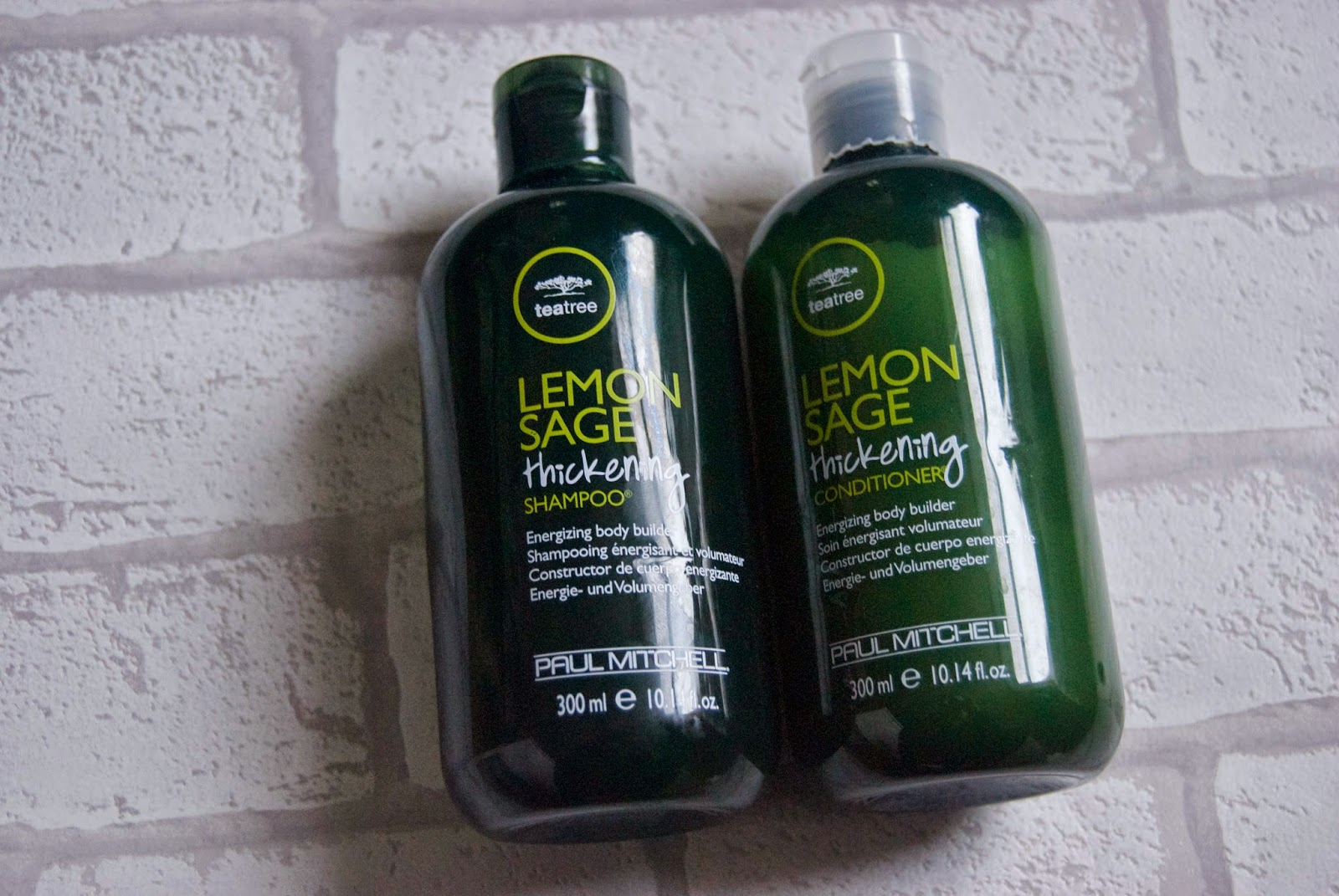 Review: Paul Mitchell Thickening Shampoo + Conditioner