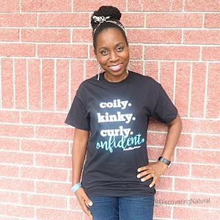 Coils and Confidence Natural Hair MzNaturalLife DiscoveringNatural