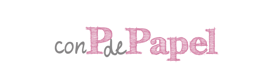 Logo de Con P de Papel
