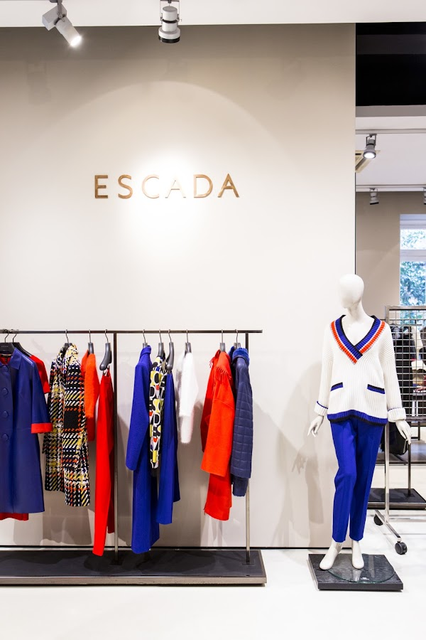 La nueva colección Otoño-Invierno 2016 de Escada