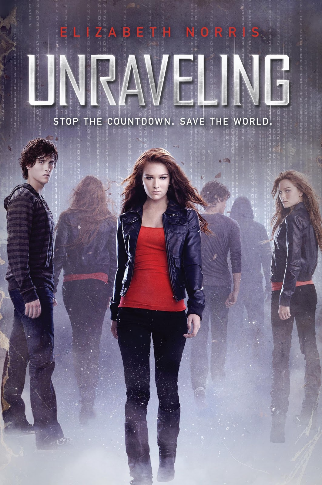 Book Review: Unraveling (Unraveling #1) by Elizabeth Norris