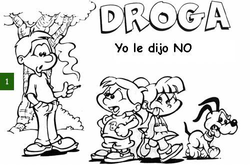 droga dile no