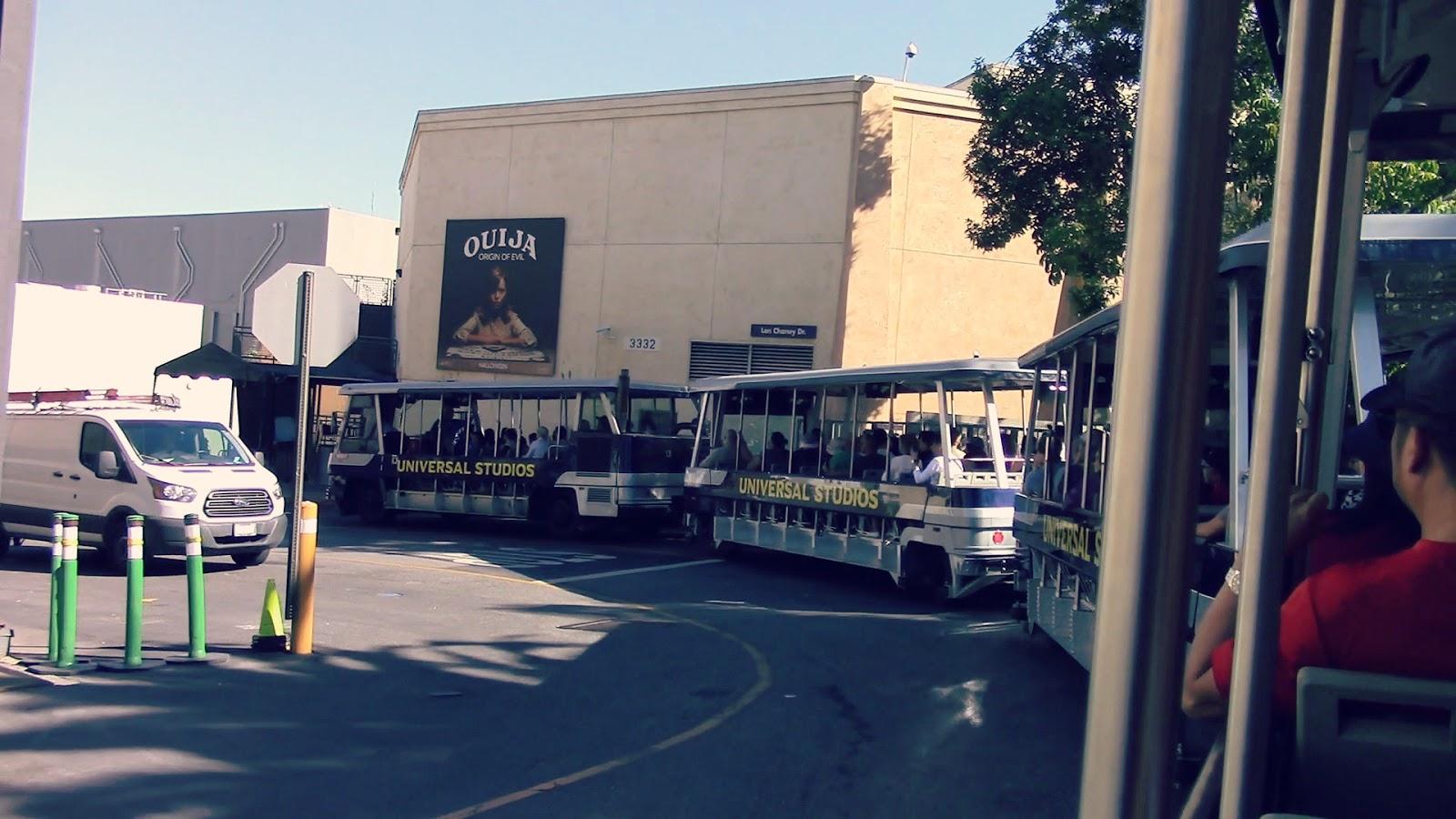 Studios Tour à Universal Studios