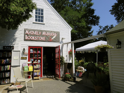 One Day In America Mainely Murders Bookstore Kennebunk Maine