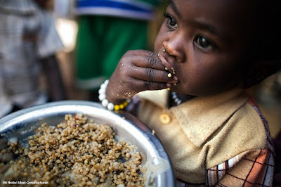 #ZeroHunger by 2030 Target of SDGoal2