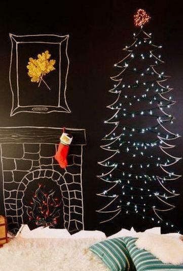 Χριστουγεννιάτικες διακοσμήσεις σε ΜΟΝΤΕΡΝΟ ΣΤΥΛ