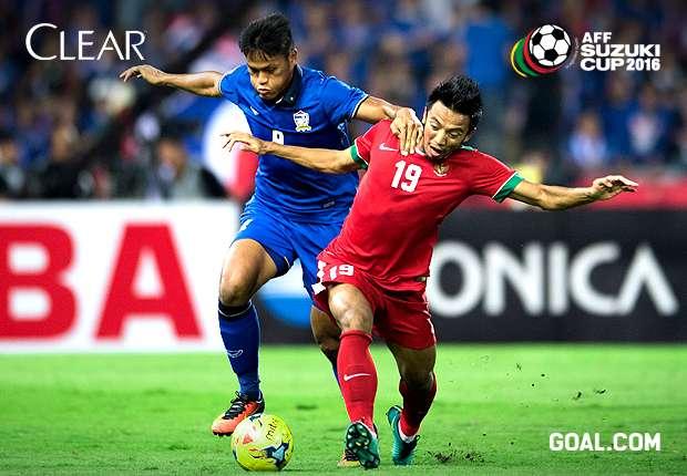 Indonesia kembali gagal menjadi raja Asia Tenggara setelah dikandaskan Thailand dengan skor agregat 3-2