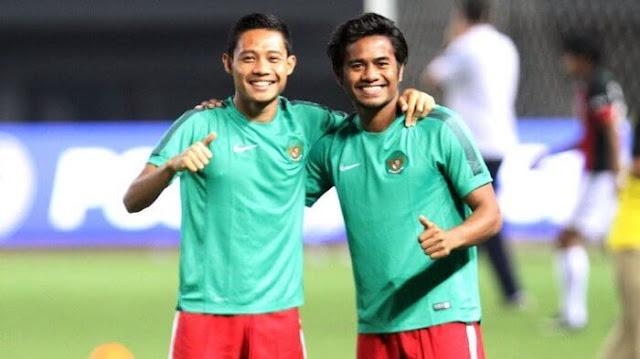 Evan Dimas & Ilham Udin