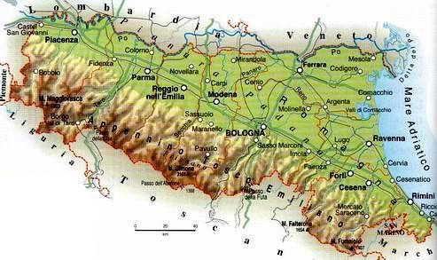 Emilia Romagna Cartina Dettagliata.I Democratici Per Casola Costi Della Politica In Emilia Romagna Sono I Piu Bassi D Italia