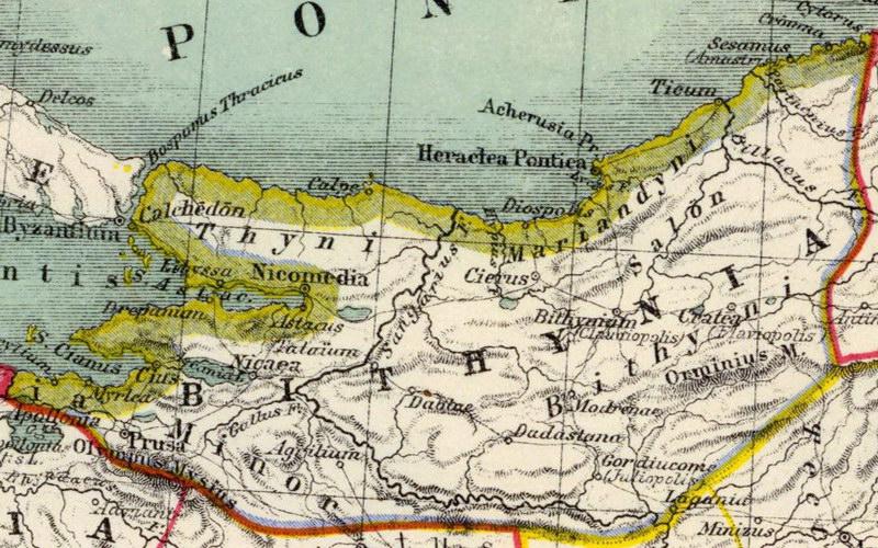 Στα χνάρια των Αργοναυτών. Από την Κάλπη των αρχαίων Ελλήνων στη Χηλή της Μαύρης Θάλασσας