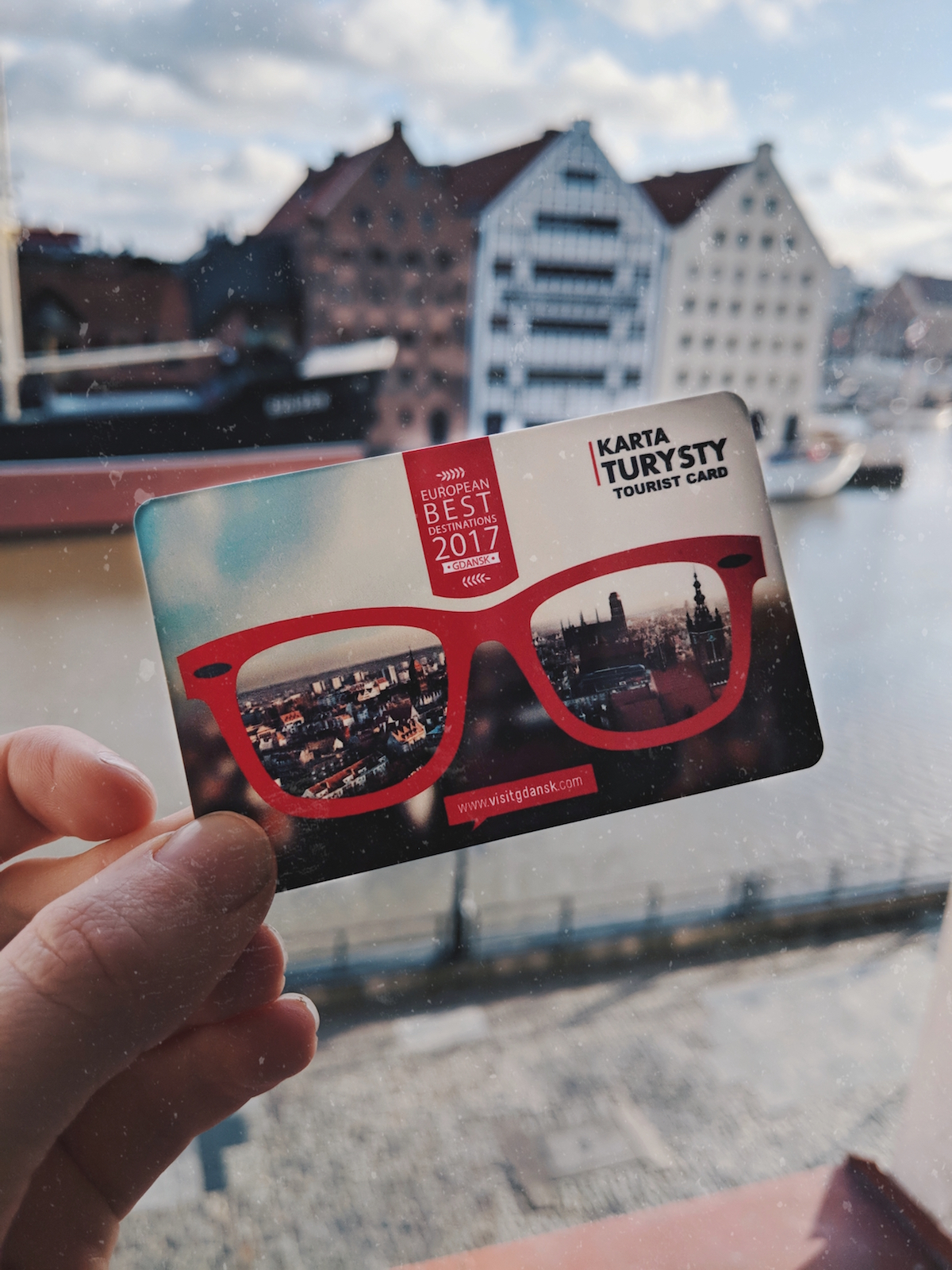 The Gdańsk tourist card grants you access & discounts on attractions across the city!