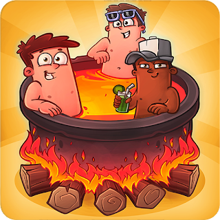 Farm and Click – Idle Hell Clicker Mod Apk