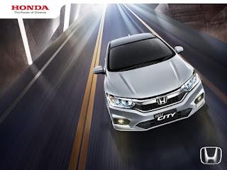 Harga Honda All New City , E dan Spesifikasi