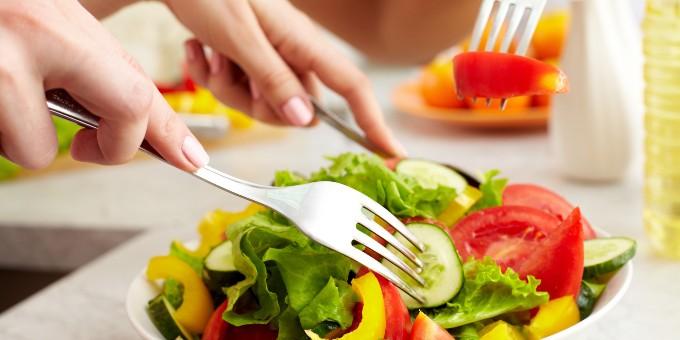 Mitos Tentang Makanan Sehat yang Menyesatkan